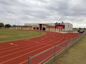 Brownfield High School Track Field