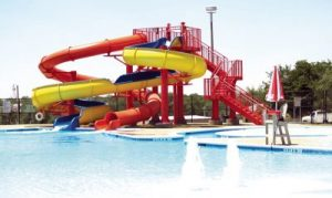 The Aquatic Center Brownfield Texas