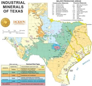 Map Of Texas Natural Resources.Resources Brownfield Industrial Development Corporation
