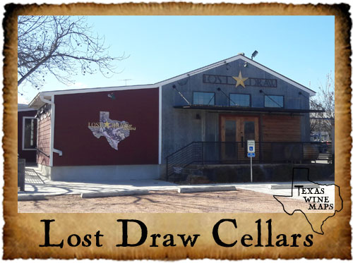 lost draw cellar brownfield texas